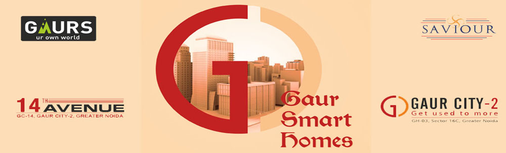 Gaur Smart Homes Gaur City 2 14th Avenue